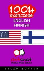 1001+ Exercises English - Finnish - Gilad Soffer (ISBN: 9781537340241)