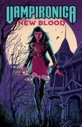 Vampironica: New Blood - Michael Moreci, Adurey Mok (ISBN: 9781645769521)