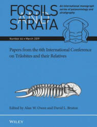Papers from the 6th International Conference on Trilobites and their Relatives - Alan W. Owen, David L. Bruton (ISBN: 9781119564232)