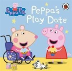 Peppa Pig: Peppa's Play Date - Peppa Pig (ISBN: 9780241412237)