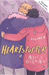 Heartstopper Volume Four - OSEMAN ALICE (2021)