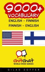 9000+ English - Finnish Finnish - English Vocabulary - Gilad Soffer (ISBN: 9781537514598)