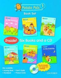 Potato Pals 1: Book Set (ISBN: 9780194391740)