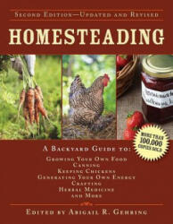 Homesteading - Abigail R. Gehring (ISBN: 9781629143668)