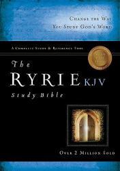 Ryrie Study Bible-KJV (ISBN: 9780802489081)