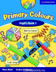 Primary Colours 1 Pupil's book (ISBN: 9780521667340)