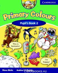 Primary Colours 2 Pupil's Book (ISBN: 9780521667333)