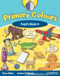 Primary Colours Level 4 Pupil's Book (ISBN: 9780521699822)
