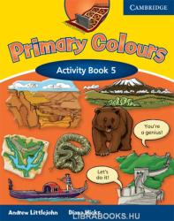 Primary Colours Level 5 Activity Book (ISBN: 9780521699907)