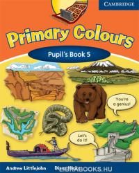 Primary Colours Level 5 Pupil's Book (ISBN: 9780521699891)