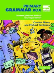 Primary Grammar Box: Grammar Games and Activities for Younger Learners (ISBN: 9780521009638)