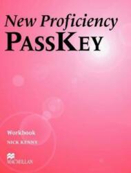 New Prof Passkey WB No Key - Nick Kenny (ISBN: 9780333974339)