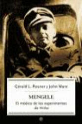 Mengele - Gerard Posner, John Ware, Ana Mendoza (ISBN: 9788497342926)