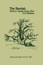 Baobab, The - Phillip Cribb, J. Bosser, G. E. Wickens (ISBN: 9781842461259)