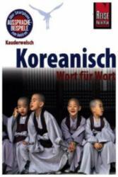 Reise Know-How Sprachführer Koreanisch - Wort für Wort - Andreas Haubold, Dietrisch Haubold (ISBN: 9783831764921)