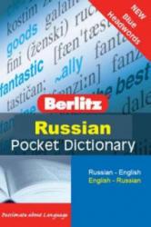 Berlitz Pocket Dictionary Russian (ISBN: 9789812469458)