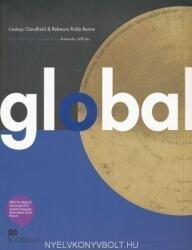 Global - Coursebook - Upper Intermediate - CEF B1 - Lindsay Clandfield (ISBN: 9780230033184)