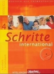 Schritte International 4 (ISBN: 9783190018543)