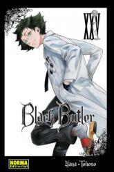 BLACK BUTLER - YANA TOBOSO (2018)