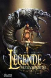 Die Legende der Drachenritter - Das leblose Land - Sylvain Guinebaud, nge , Alberto Varanda (2007)