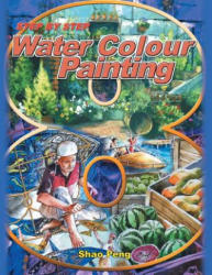 Step by Step Water Color Painting - Cheang Hwa Lee (2014)