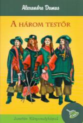 A három testőr (ISBN: 9789639492493)
