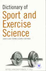 Dictionary of Sport and Exercise Science (ISBN: 9780713677850)