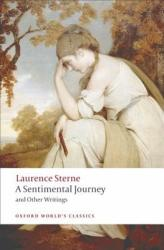 A Sentimental Journey and Other Writings (ISBN: 9780199537181)
