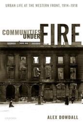 Communities under Fire (ISBN: 9780198856115)