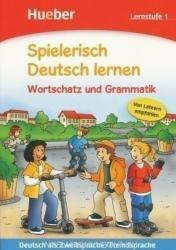Spielerisch Deutsch Lernen - Wortschatz Und Grammatik (ISBN: 9783190194704)