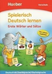 Erste Wörter und Sätze, Vorschule - Agnes Holweck (ISBN: 9783190094707)