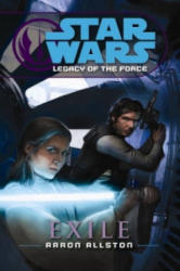 Star Wars: Legacy of the Force IV - Exile (ISBN: 9780099492054)