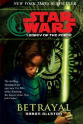 Star Wars: Legacy of the Force I - Betrayal (ISBN: 9780099491163)