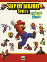 SUPER MARIO SERIES FOR EASY PIANO (2011)