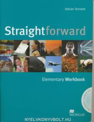 Straightforward Elementary Workbook without Key with Audio CD (ISBN: 9781405075206)