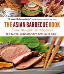 Asian Barbecue Book (2011)
