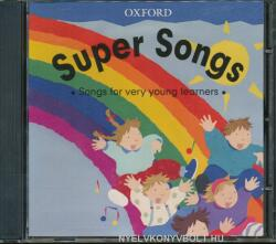 Super Songs Audio CD (ISBN: 9780194546034)