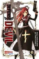 Defense Devil. Bd. 2 - Youn In-Wan, Yang Kyung-Il, Yohana Araki (2011)