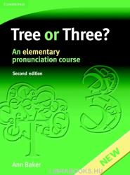 Tree or Three? : An Elementary Pronunciation Course (ISBN: 9780521685269)