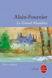 Le Grand Meaulnes - Alain Fournier (ISBN: 9782253088899)