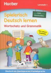 Neue Geschichten, Wortschatz und Grammatik, Lernstufe 1 - Agnes Holweck, Bettina Trust (ISBN: 9783191594701)
