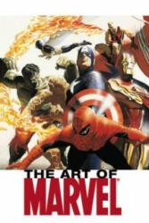 Art of Marvel (2009)