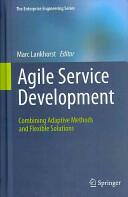 Agile Service Development - Marc Lankhorst (2012)