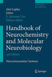 Handbook of Neurochemistry and Molecular Neurobiology - Neurotransmitter Systems (2008)