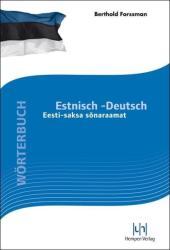 Wrterbuch Estnisch-Deutsch (2005)