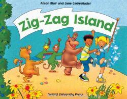 Zig-Zag Island Class Book (ISBN: 9780194328753)