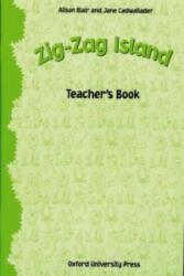 ZIG-ZAG ISLAND TB (ISBN: 9780194328777)