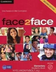 Face2face Elementary Student's Book with DVD-ROM (2012)
