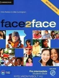 Face2face Pre-intermediate Student's Book with DVD-ROM (2012)