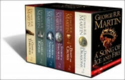 Game of Thrones: The Story Continues [Export only] - George R. R. Martin (2012)